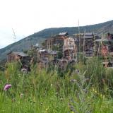 Une autre vue du village de Farrera