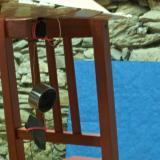 Montage intérieur de la maquette