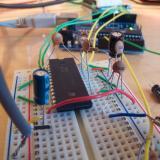 Circuit avec ISD4003