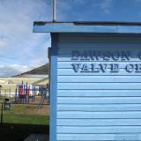 Dawson City valve chamber building