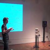 Sofian Audry présente son projet à Avatar